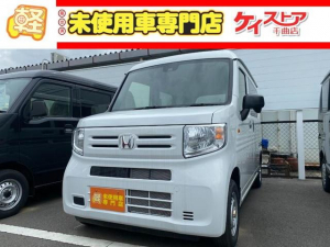 ホンダ N-VAN G・ホンダセンシング 届出済未使用車 CVT 両側スライドドア