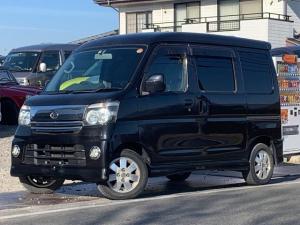 ダイハツ アトレーワゴン カスタムターボRS 4WD エアロ CDオーディオ キーレス