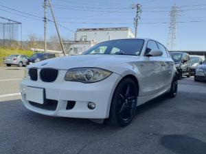 BMW 1シリーズ 120i Mスポーツパッケージ 18インチアルミETCスマートキープッシュスタート