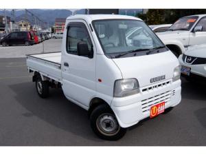 スズキ キャリイトラック KD エアコン付き 5速 4WD 走行35840km