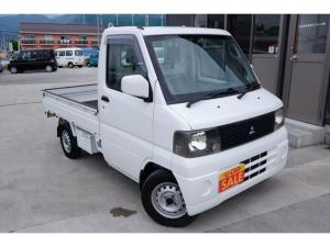 三菱 ミニキャブトラック VX-SE 5速 4WD エアコン付き 走行9.8万km