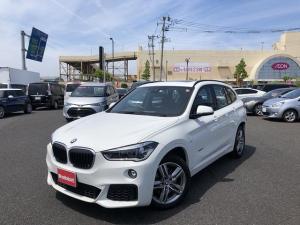 BMW X1 xDrive 25i Mスポーツ サンルーフ レザーシート
