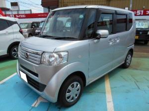 ホンダ N-BOX G・Lパッケージ 4WD 地デジナビ 両側パワースライドドア
