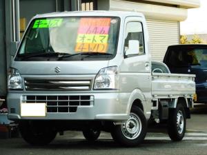 スズキ キャリイトラック KCスペシャル オートマ 4WD ブレーキサポート キーレス