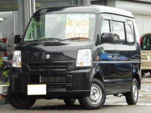 スズキ エブリイ ジョイン 4WD 5MT CD キーレス プライバシーガラス