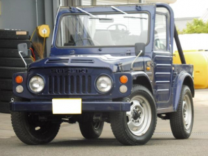 スズキ ジムニー 幌タイプ 最終4型 車検整備付 電動ウォッシャー 電動燃料ポンプ