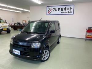 三菱 eKスポーツ R 4WD ターボ 寒冷地仕様 キーレス