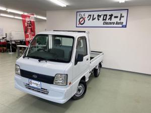 スバル サンバートラック TC プロフェッショナル 4WD 5MT AC PS 三方開
