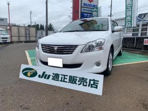 トヨタ プレミオ 1.8X Lパッケージ 4WD プッシュスタート フルセグナビ