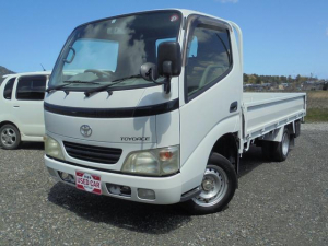 トヨタ ダイナトラック ロングジャストロー
