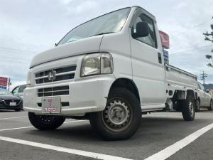 ホンダ アクティトラック 4WD AC PS 走行7万キロ台