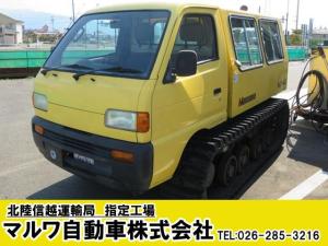 日本その他 日本 諸岡小型雪上車 小型特殊