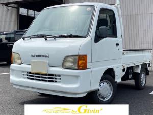 スバル サンバートラック JA 4WD 5MT エアコン CDチューナー タイミングベルト交換済み