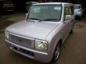 スズキ アルトラパン G 2WD
