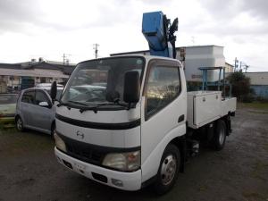 日野 デュトロ  所作業車(9.9m)