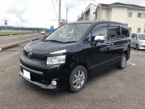 トヨタ ヴォクシー ZS 煌II 4WD ナビ DTV ETC プッシュスタート