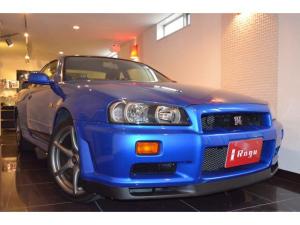 日産 スカイライン GT-R ワンオーナー車 禁煙車 ベイサイドブルー フルノーマル