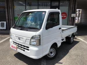 日産 NT100クリッパートラック DX ワンオーナー 純正CDオーディオ 切り替え4WD