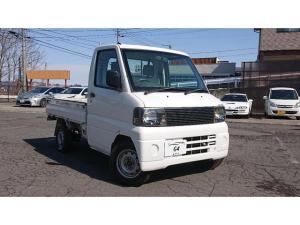 三菱 ミニキャブトラック ダンプ 4WD 5MT H/L切替 85200km走行
