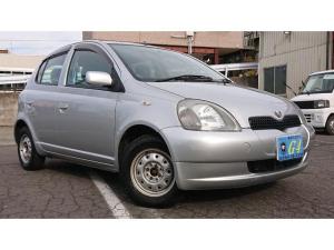 トヨタ ヴィッツ U 4WD  AT 純正CDカセット 走行69000キロ