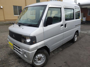 三菱 ミニキャブバン  バン660CDハイルーフ 4WD