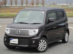 日産 モコ ドルチェX ロングラン保証付 走行距離無制限・1年間保証