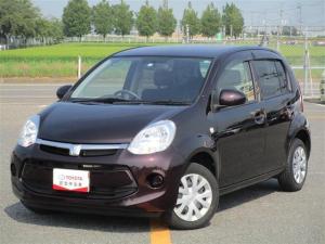 トヨタ パッソ 1.0X Lパッケージ・キリリ アイドリングストップ機能搭載・ロングラン保証1年