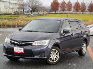 トヨタ カローラフィールダー 1.5G CD オートエアコン ワイヤレスドアロック ロングラン保証1年