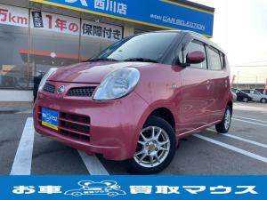 日産 モコ E FOUR スマートキー 4WD CD エンジンスターター