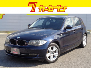 BMW 1シリーズ ハイラインパッケージ レザーシート ETC