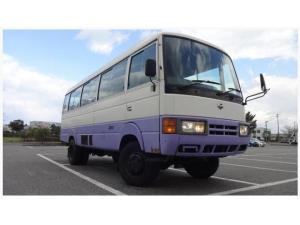 日産 シビリアンバス ロングDX ・・4WD