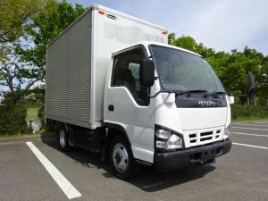 いすゞ エルフトラック  クラッチペダルなしスムーサー 積載2t 車両総重量:4995KG 型式:PB-NKS81AN  4WD