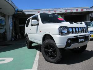スズキ ジムニー クロスアドベンチャーXC 4WD 3インチリフトアップ