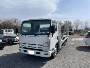 いすゞ エルフトラック  2台積キャリアカー  積載3.5t ディーゼルターボ 現社確認の際はお問い合わせ下さい