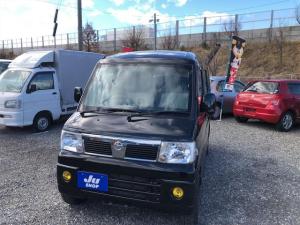 日産 クリッパーリオ G FOUR スペシャルパック 4WD ターボ キーレス HDDナビ ETC 両側スライドドア