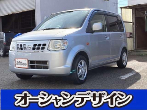 日産 オッティ S 5MT キーレス ナビTV アルミ CD DVD
