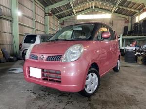 日産 モコ E 660 車検整備付 防錆処理付 関東仕入 インテリキー