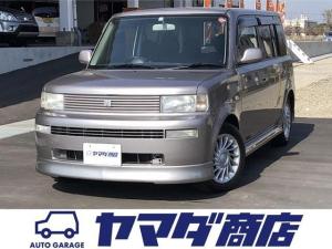 トヨタ bB Z Xバージョン 1.5 関東仕入 タイミングチェーン 純正エアロ