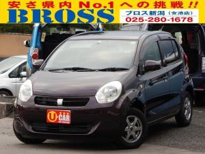 トヨタ パッソ X クツロギ スマートキー ベンチシート CD タイミングチェーン ETC