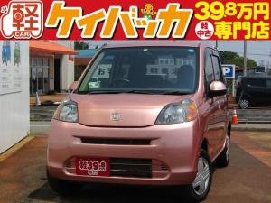 ホンダ ライフ Gコンフォートセレクト 4WD バックモニター付き純正CD