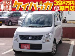 スズキ ワゴンR FX 4WD シートヒーター 純正CDデッキ