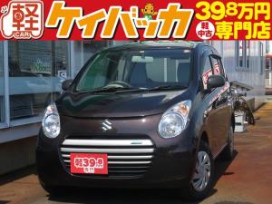 スズキ アルトエコ ECO-L CDオーディオ キーレス アイドリングストップ ABS Wエアバッグ