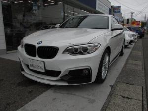 BMW 2シリーズ 220iクーペ Mスポーツ