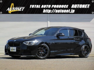 iBMW BMW M135i 3Dデザインエアロ H&Rサス レイズ18AW