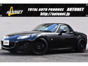 マツダ ロードスター RS RHT ENKEI17インチAW TEIN車高調