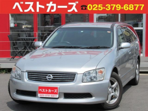 i日産 ステージア 250RX FOUR 横浜仕入 後期 4WD ETC
