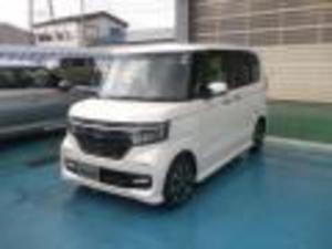 ホンダ N-BOXカスタム G・Lホンダセンシング オートスライドドア 新型