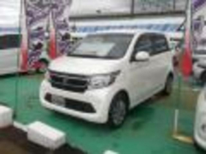 ホンダ N-WGN G 4WD i-STOP CVT あんしんパッケージ