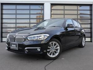 BMW 1シリーズ 118i スタイル クルコン LEDヘッドライト リアPDC