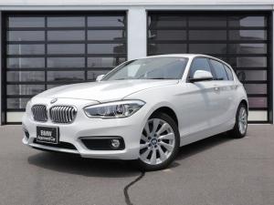 BMW 1シリーズ 118i スタイル 118i マイスタイル クルコン 黒革 LEDヘッドライト